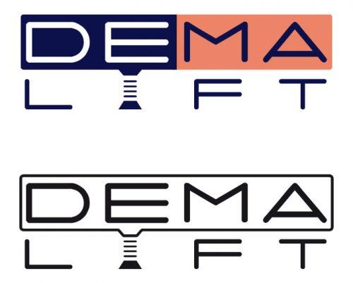 Demalift - Logo design