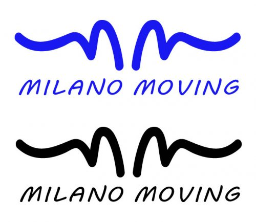 Milano Moving - Logo design