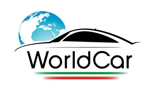 World Car - Officina meccanica - Logo design