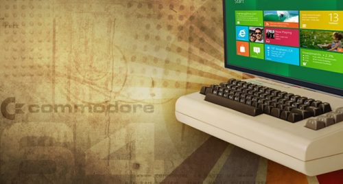 Il ritorno del Commodore 64