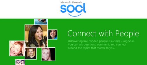 "Online So.cl il ""social network"" di Microsoft"