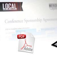 Creare PDF compilabili su MAC/PC e compilarli anche su iPad