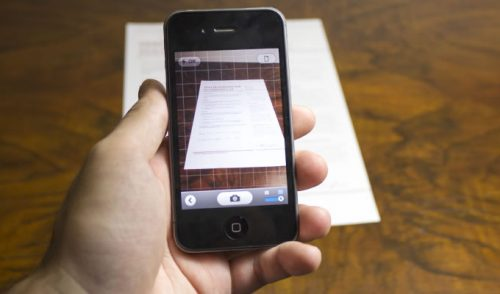 Scanner PRO - Scansionare documenti da iPhone e iPad con sincronizzazione iCloud