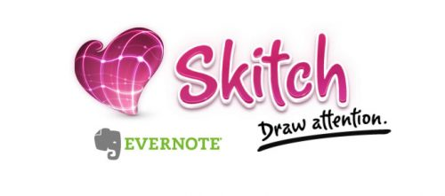 Skitch - screenshots e annotazioni per Mac, iPhone e iPad con sincronizzazione in Evernote