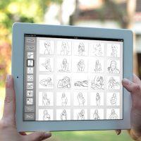 Posing App per iOS - ispirazione per le pose dei soggetti nelle tue foto