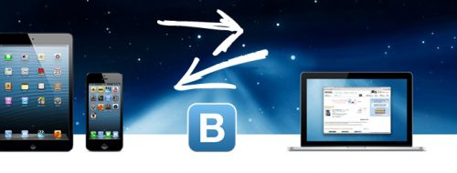 BeamApp - gestione clipboard tra MAC e iOS