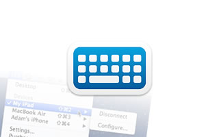 1Keyboard - usa la tastiera del Mac anche su iOS con cambio rapido