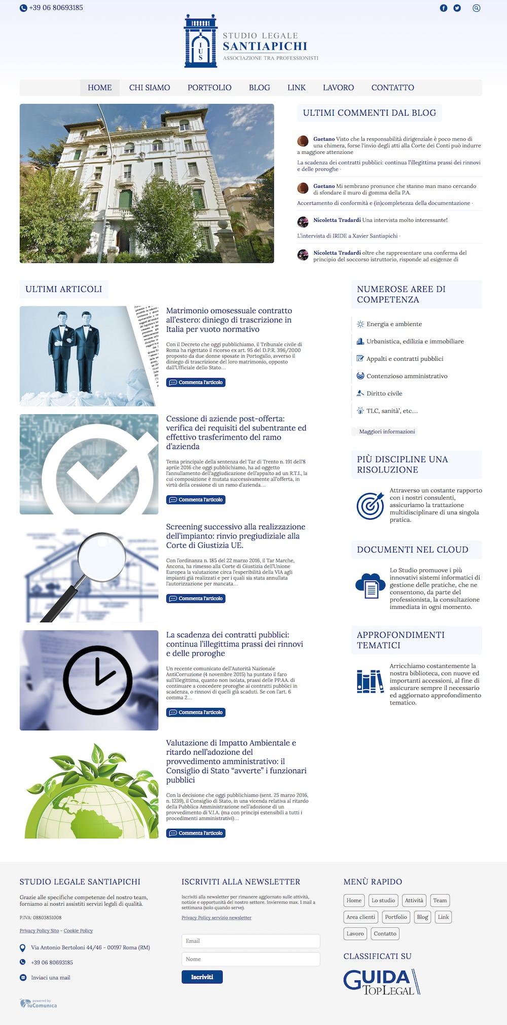 studio-legale-santiapichi-sviluppo-sito-web-layout