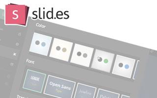 Slid.es - creare presentazioni professionali online