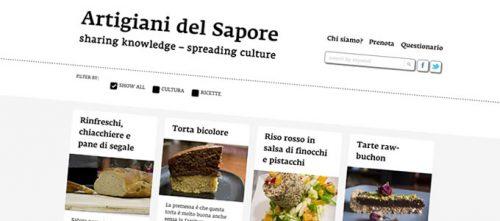 Intervista a Artigiane del Sapore - eventi di Social Eating nel cuore di Bari