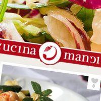 "Intervista a Cucina Mancina - social Network per chi mangia ""differente"""