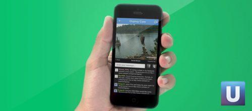 Come fare un live streaming riprendendo da iOS e Android tramite il servizio USTREAM