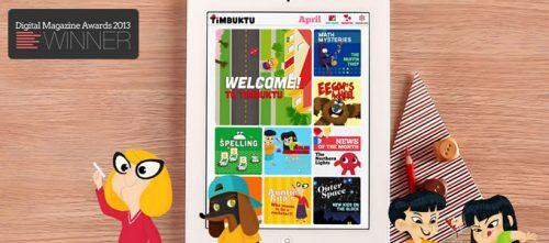 Intervista a Timbuktu - la miglior rivista digitale per bambini