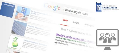 Studio Legale a Roma - Piano Marketing