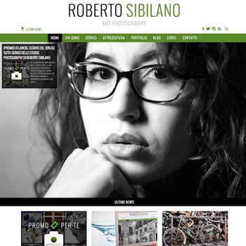Fotografo e artista - Modugno (BA) v.2 - Sviluppo sito web