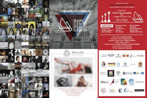 Bari 100x100 - Realizzazione brochure pieghevole