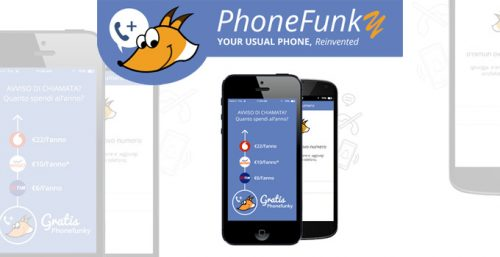 Intervista a PhoneFunky - l'alternativa gratuita ai servizi a pagamento della telefonia mobile