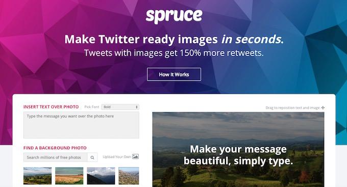 spruce-crea-tue-immagini-testo-in-manciata-secondi-direttamente-web