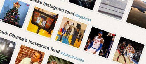 Snapwidget, il miglior metodo per integrare il profilo Instagram sul tuo sito