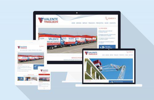 VT - Società di trasloco Milanese – Sviluppo sito web