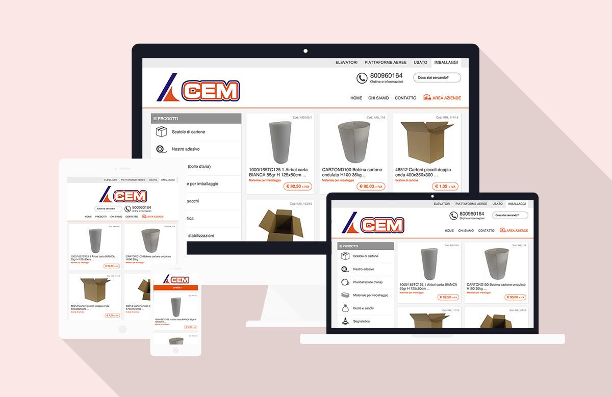 azienda-settore-imballaggi-sviluppo-sito-web