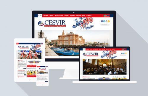 Centro Economia Sviluppo Italo-Russo - Sviluppo Sito web