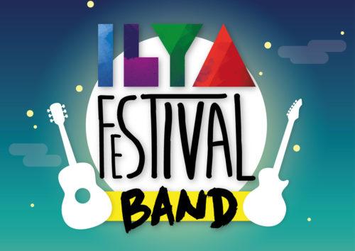 Music Festival Band - Brand design