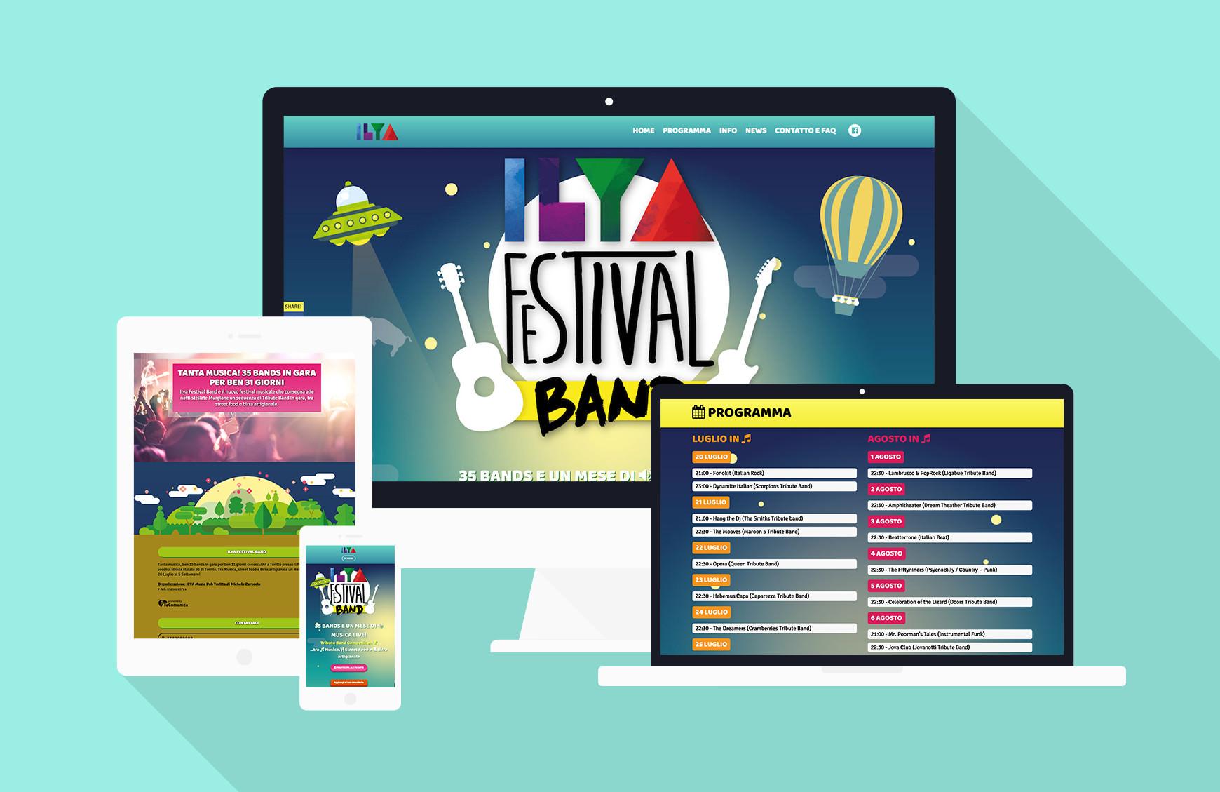 music-festival-band-sviluppo-sito-web