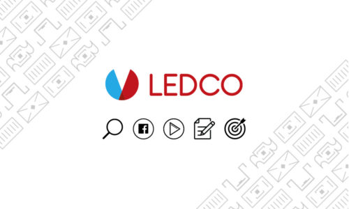 Società produttrice di illuminazione LED - Piano Marketing, Brand Monitoring e Content Strategy