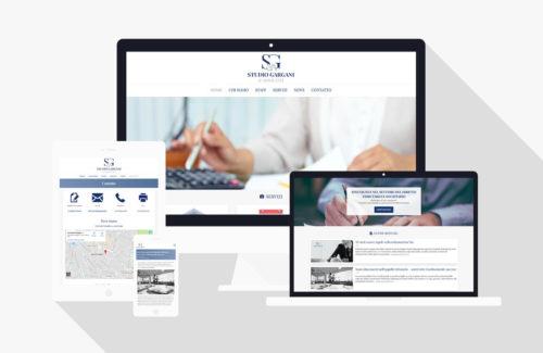 Studio Commercialisti Roma - Sviluppo sito web