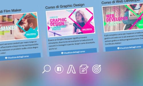 Scuola di Formazione a Bari - Gestione campagna AdWords e Facebook ADS