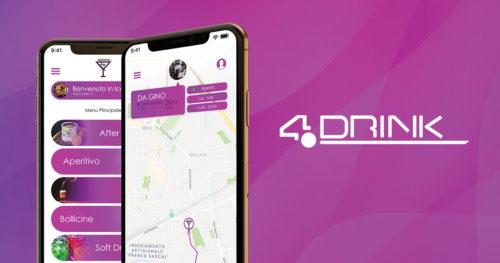 Intervista a 4Drink - l'app per saltare la fila nei locali notturni